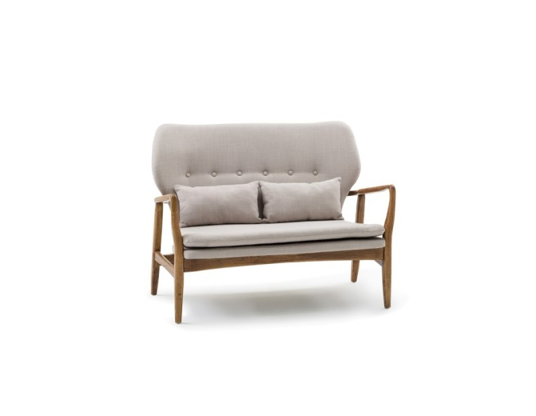 Scandi loveseat