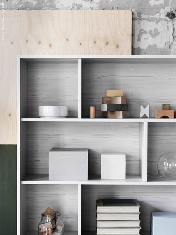 Ikea valje, minimal styling
