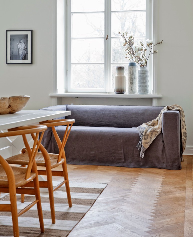 klippan ikea sofa cover bemz hack