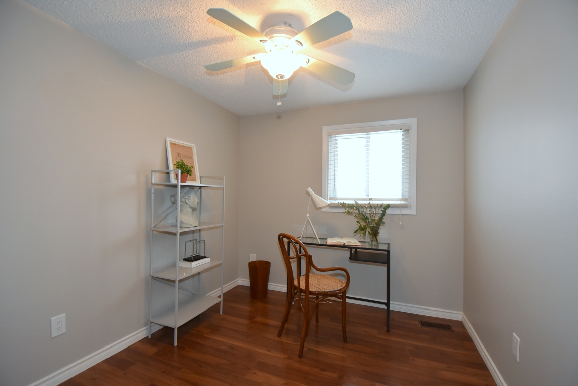 office home staging, scandinavian style, modern style